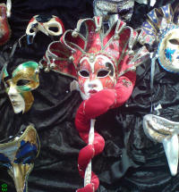 Image of Masquerade Stick Masks