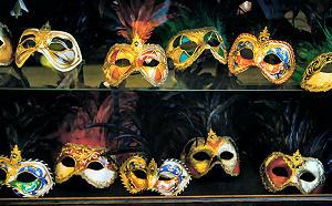 Image of Masquerade Mardi Gras Masks